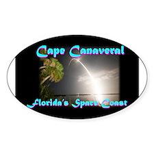 Florida's Space Coast Stickers