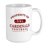 Property of Cardinals Mug