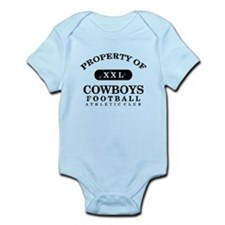 Property of Cowboys Infant Bodysuit