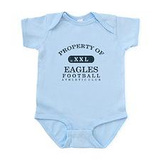Property of Eagles Infant Bodysuit