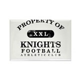 Property of Knights Rectangle Magnet
