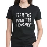 Funny Math Teacher Tee