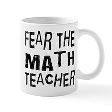 Funny Math Teacher Mug