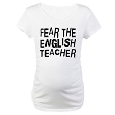 Funny English Teacher Shirt