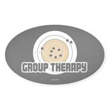 Group Therapy - Guns Decal