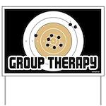 Group Therapy - Guns Yard Sign