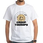 Group Therapy - Guns White T-Shirt
