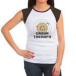 Group Therapy - Guns Women's Cap Sleeve T-Shirt