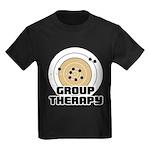 Group Therapy - Guns Kids Dark T-Shirt