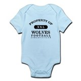 Property of Wolves Onesie
