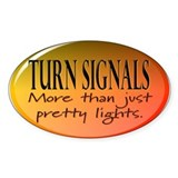 Turn Signals (oval)