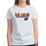 Deaf Leopard Women's T-Shirt