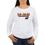 Deaf Leopard Women's Long Sleeve T-Shirt