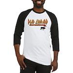 Deaf Leopard Baseball Jersey