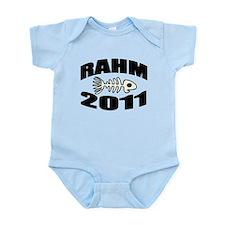 Rahm 2011 Infant Bodysuit