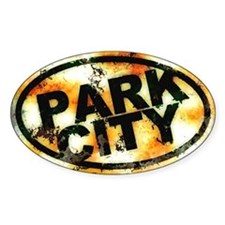 Park City Decal
