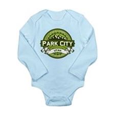 Park City Green Onesie Romper Suit