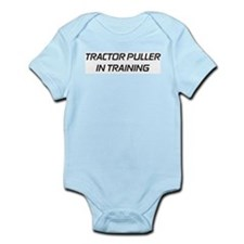 Tractor Puller in Training1 Body Suit