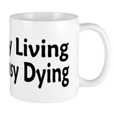 Favorite Shawshank Quote Mug