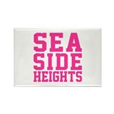 Seaside Heights Rectangle Magnet