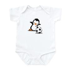 I Like Soccer Infant Bodysuit