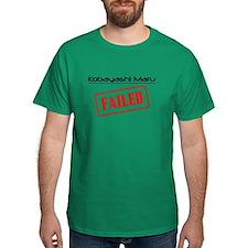 Kobayashi Maru (Failed) T-Shirt
