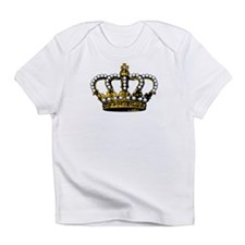 Royal Wedding Crown Infant T-Shirt
