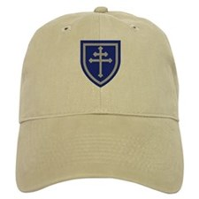 Cross of Lorraine Baseball Cap