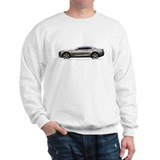 Snow Covered Camaro Sweatshirt