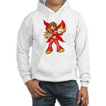 Fire Fairy Hooded Sweatshirt
