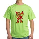 Fire Fairy Green T-Shirt