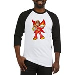 Fire Fairy Baseball Jersey