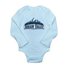 Squaw Valley Blue Mountain Long Sleeve Infant Body
