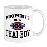 Property of a Thai Boy Mug