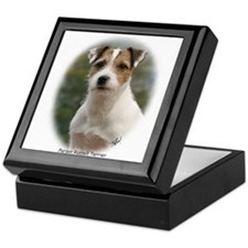 Parson Russell Terrier Keepsake Box