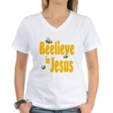 Beelieve in Jesus Shirt