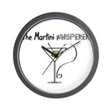 Party Drinks Wall Clock
