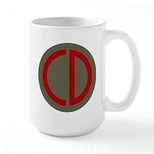 Custer Mug
