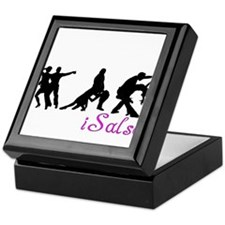 Dancer Keepsake Box