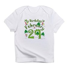 Leap Year Birthday Feb. 29th Infant T-Shirt