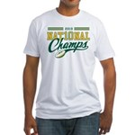 2010 Nat10nal Champs Fitted T-Shirt (2/S)