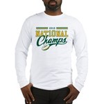 2010 Nat10nal Champs Long Sleeve T-Shirt