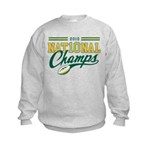 2010 Nat10nal Champs Kids Sweatshirt