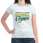 2010 Nat10nal Champs Jr. Ringer T-Shirt