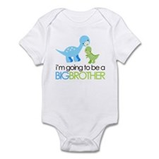 Dinosaur Big Brother Onesie