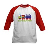 I'm the Big Brother Train Tee