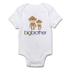 Big Brother Monkey Onesie