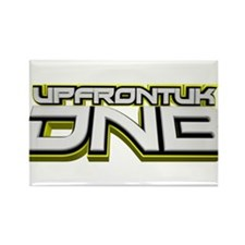 UPFRONTUK DNB Rectangle Magnet (100 pack)