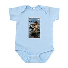 A Mermaid (study) Infant Bodysuit