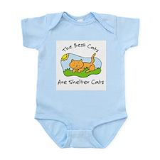 Best Cats Infant Creeper
